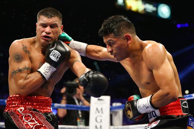 Abner Mares vs. Jonathan Oquendo: Preview, Prediction for Featherweight Bout