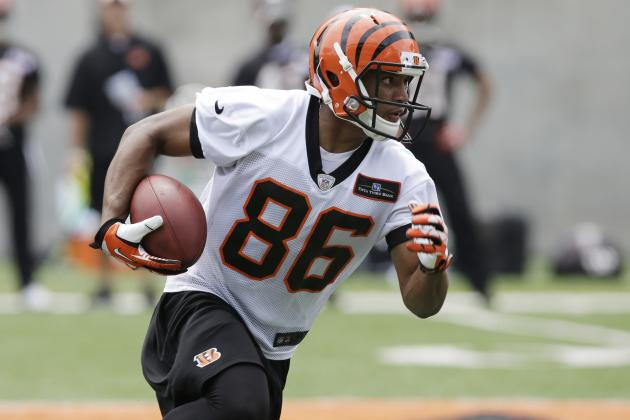 8 Dark-Horse Candidates to Make Cincinnati Bengals' Final 53-Man Roster