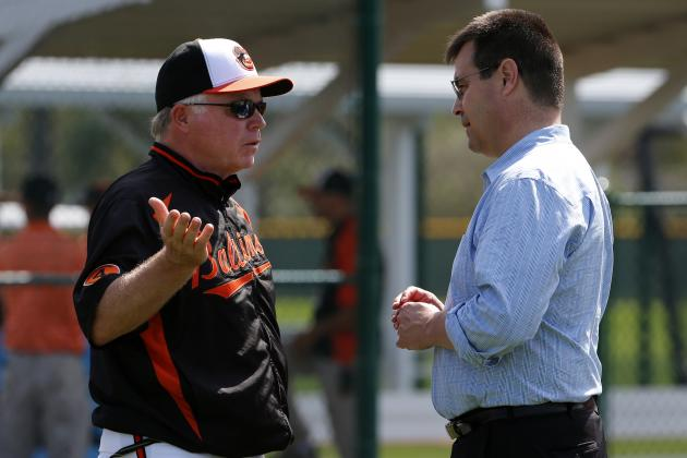 Chances of Possible Orioles Trades Actually Happening