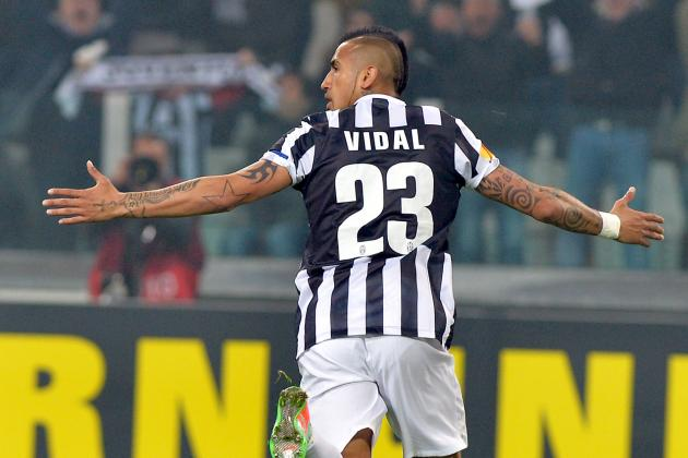 B/R Gossip Roundup: Manchester United Vie for Vidal, Remy Ready-Made for Arsenal