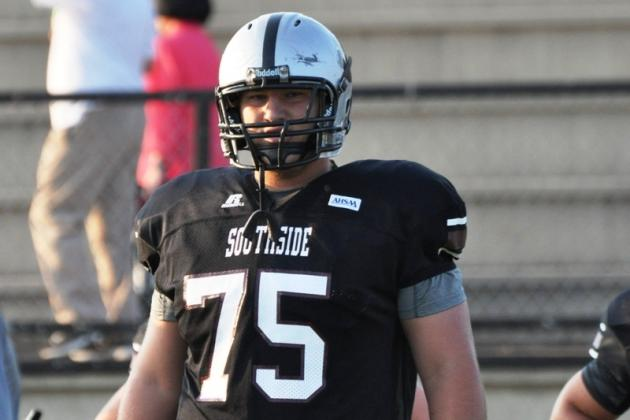 2015 College Football Recruits Who Will Dominate SEC Trenches