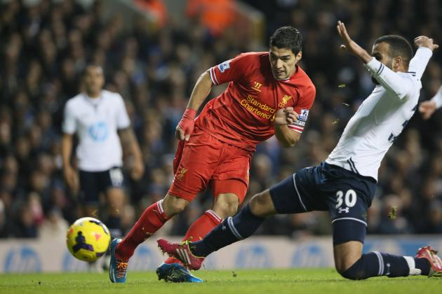 How Tottenham Can Beat Liverpool Because of Luis Suarez's Transfer to Barcelona