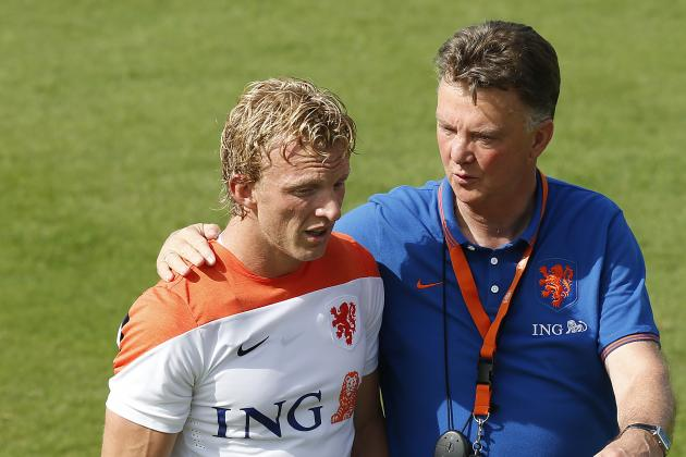 Dirk Kuyt's Role and the Key Selection Issues for Netherlands vs. Argentina