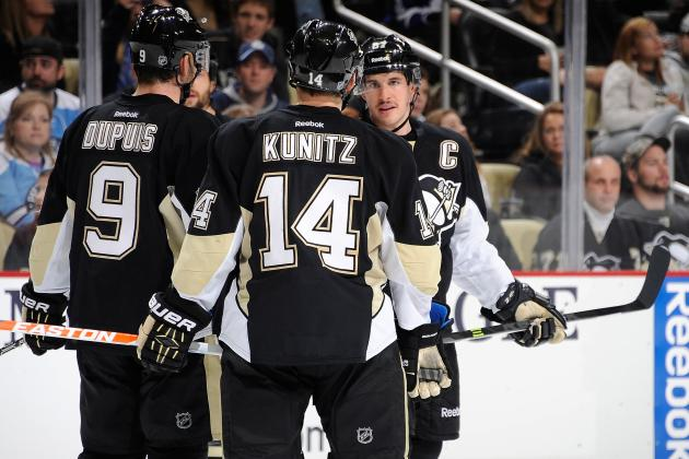 Predicting the Pittsburgh Penguins' Opening Night Lineup for 2014-15 Season