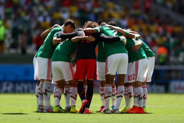Complete A-Z of Mexico's 2014 World Cup Campaign