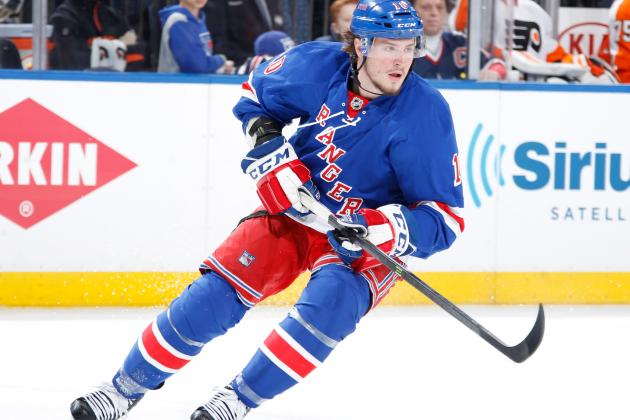 New York Rangers Who Need to Take Next Step in 2014-15