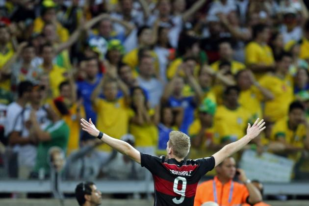Brazil vs. Germany: 6 Things We Learned