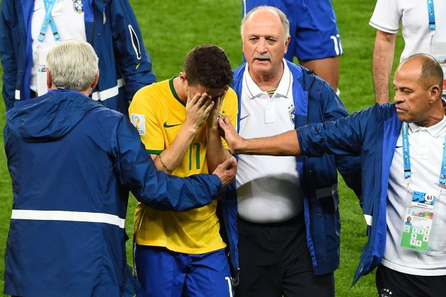 World Cup 2014: Winners and Losers from Brazil vs. Germany Semi-Final