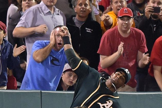 Ranking the 15 Greatest Moments of the 2014 MLB 1st Half