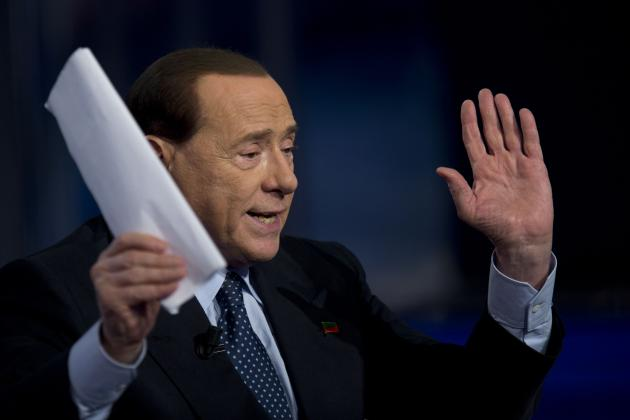 AC Milan: 6 Players Milan Could Sell in Wake of Berlusconi Comments