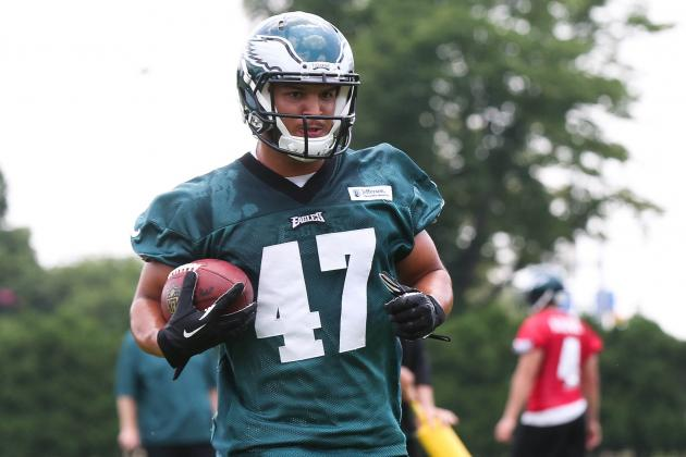 Ranking Philadelphia Eagles' Top 6 Sleepers to Watch in Camp
