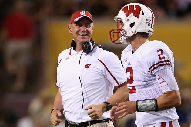 Wisconsin 2014 Quarterback Fall Practice Preview: Depth Chart and Analysis