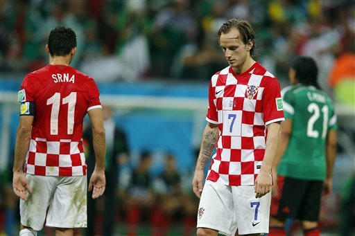 10 Defining Moments in Croatia's 2014 World Cup Campaign