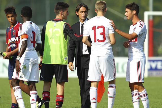 5 Future Stars to Look out for in AC Milan's Academy