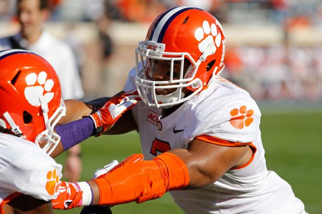 College Football Week 1 Picks: Clemson Tigers vs. Georgia Bulldogs