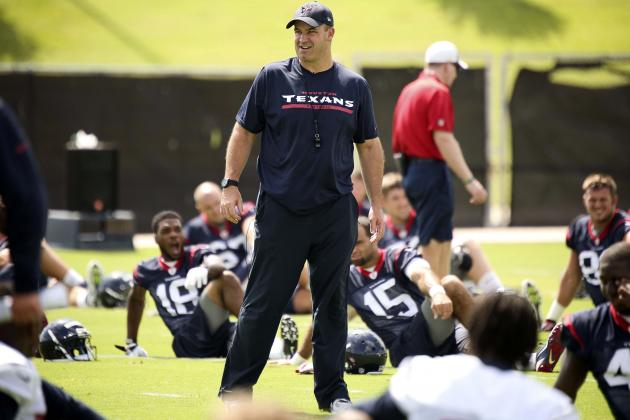Houston Texans: Recapping the Latest Buzz Heading into Training Camp