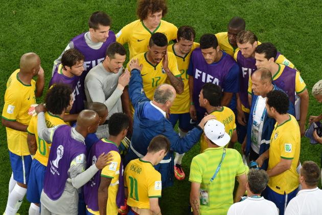 Ranking the 5 Biggest Culprits for Brazil's 7-1 World Cup Semi-Final Demolition