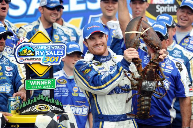 NASCAR at New Hampshire 2014: Preview, Prediction for Camping World RV Sales 301