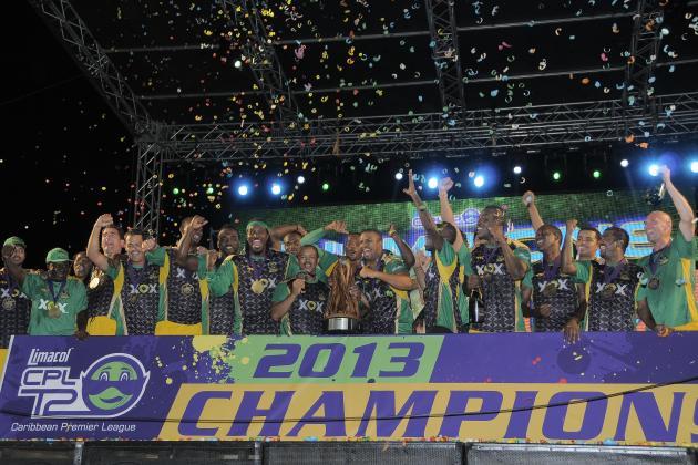 Caribbean Premier League 2014: Every Team's Captain, Coach and Franchise Players