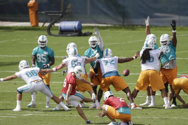 Miami Dolphins: Recapping the Latest Buzz Heading into Training Camp
