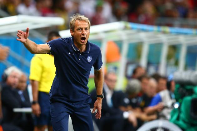 10 Things USMNT Boss Jurgen Klinsmann Should Experiment with Before Copa America