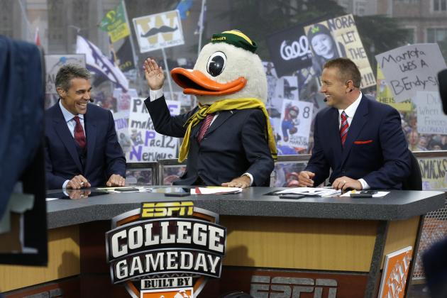 Predicting Every ESPN College GameDay Stop for 2014 Season