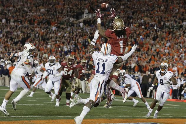 Every Power 5 Conference Team's Greatest Moment from BCS Era