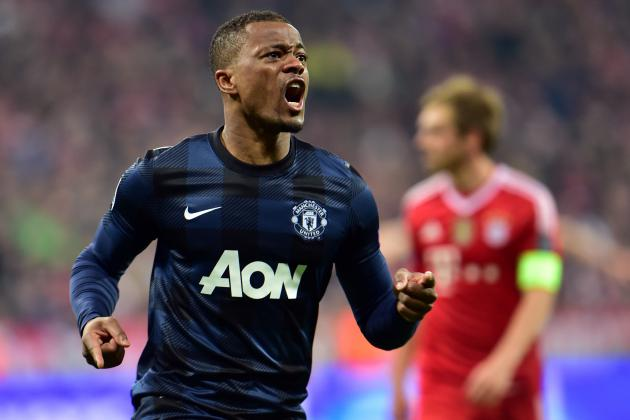 5 Possible Patrice Evra Replacements for Manchester United