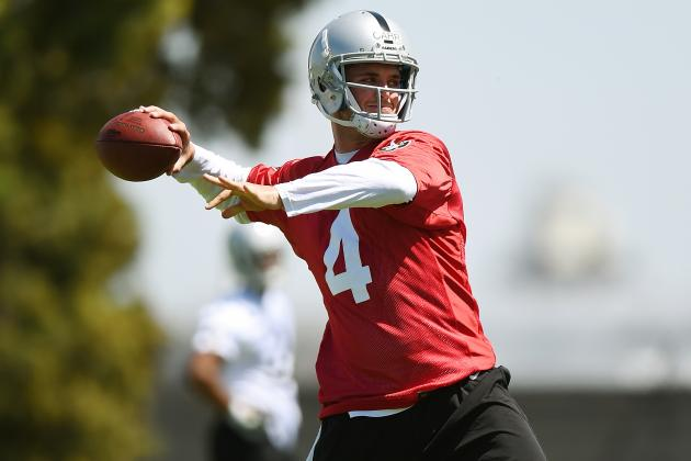 Oakland Raiders: Recapping the Latest Buzz Heading into Training Camp