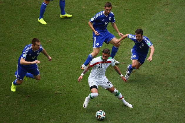 10 Defining Moments in Bosnia and Herzegovina's 2014 World Cup Campaign