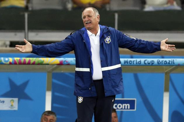 Luiz Felipe Scolari's 5 Biggest Mistakes in World Cup Campaign