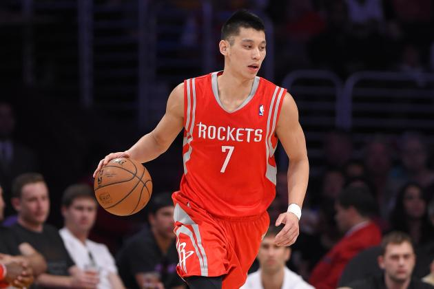 Best Potential Landing Spots for Jeremy Lin in a Houston Rockets Trade