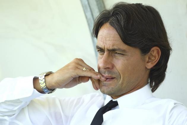8 Big Decisions Facing AC Milan Head Coach Filippo Inzaghi