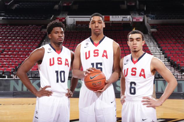 Pass-Fail Marks for College Basketball's Top Incoming Freshmen in 2014-15