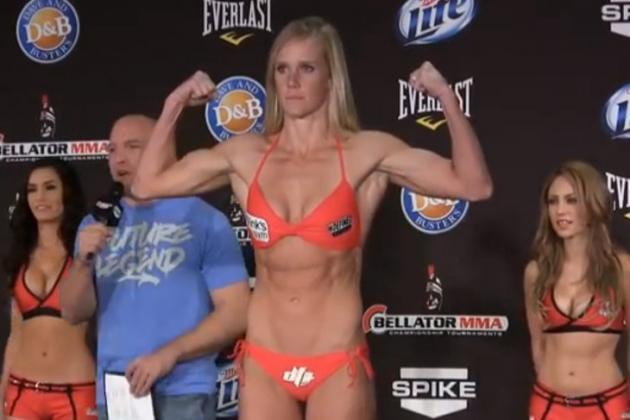 Top 3 Opponents for Holly Holm's UFC Debut