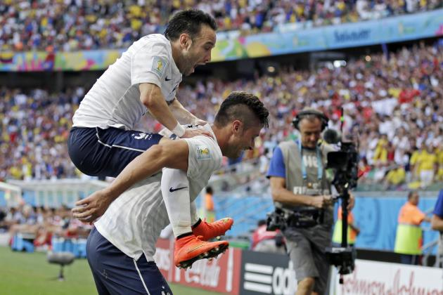 5 Defining Moments in France's 2014 World Cup Campaign