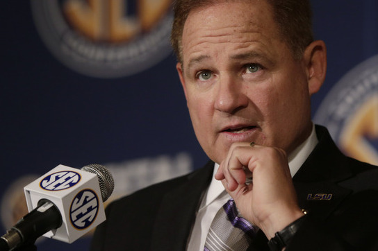 The Greatest Characters of SEC Media Days