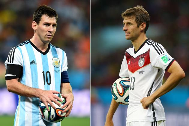 10 Storylines to Watch Out for in 2014 World Cup Final