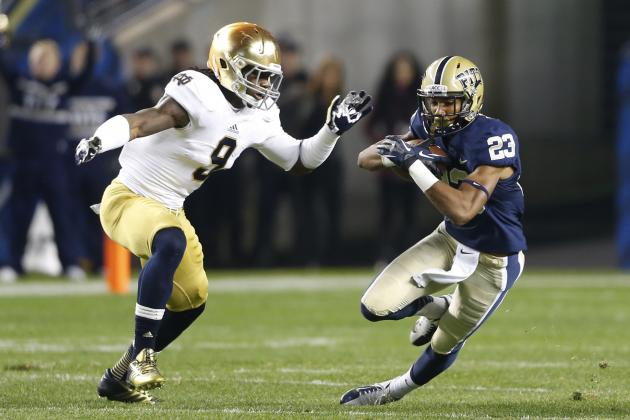 Notre Dame Football: 5 Irish Stars with Best Chance to Win 2014 National Awards