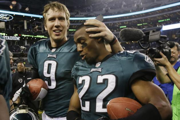 Philadelphia Eagles Who Are Playing for a New Contract and What the Future Holds