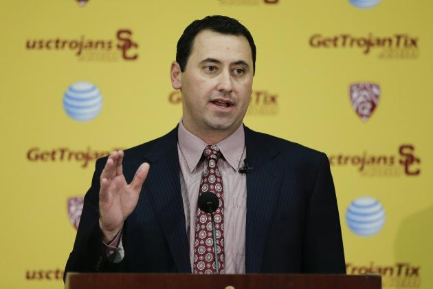 6 Issues We Would Love for USC's Steve Sarkisian to Address at Pac-12 Media Days