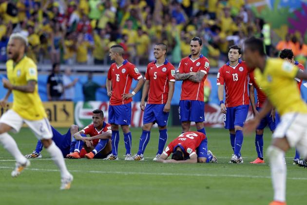 World Cup 2014's 5 Best Knockout Matches