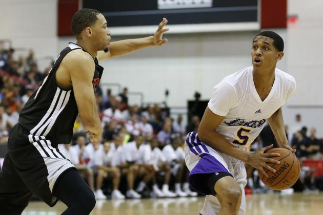 Summer League Prospects with Real Chance at Making Lakers' Regular-Season Roster