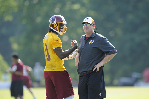 How Much Has Each Washington Redskins Positional Unit Improved This Offseason?
