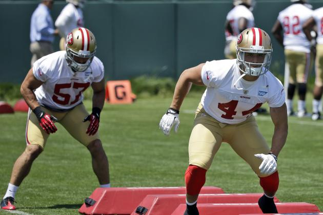 49ers: 5 Top Position Battles to Watch in Camp