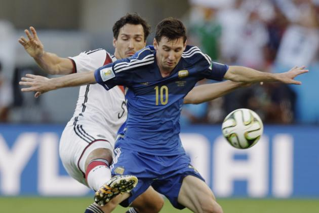 B/R Experts' World Cup Final Predictions: Will Lionel Messi Inspire Argentina?