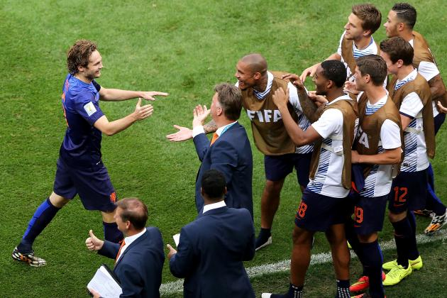 World Cup 2014: Winners and Losers from Brazil vs. the Netherlands