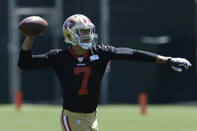 Breaking Down the San Francisco 49ers' Biggest Training Camp Projects
