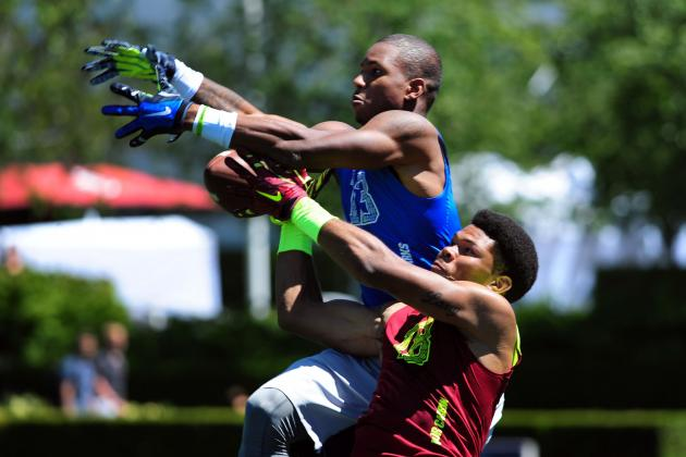 Grading Top ACC Recruits' Performance at The Opening 2014