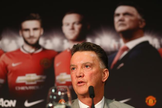 B/R Gossip Roundup: Van Gaal Will Wield Axe, Vidal and Pogba Futures Uncertain